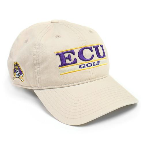 Stone ECU Golf Bar Cap