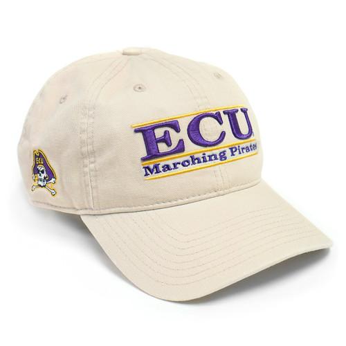 Stone ECU Marching Pirates Bar Cap