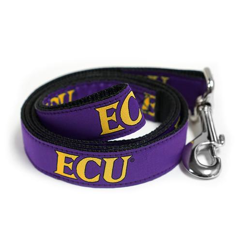 Purple Nylon ECU Dog Leash