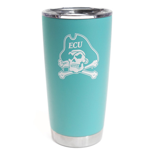 Cool Mint Jolly Roger Tumbler