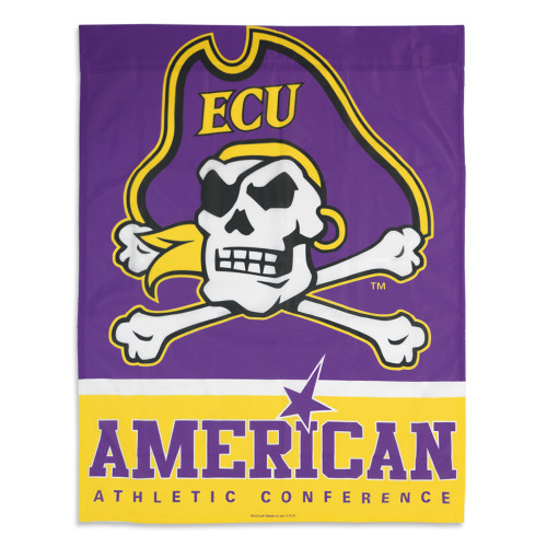 American Athletic Jolly Roger Conference House Flag