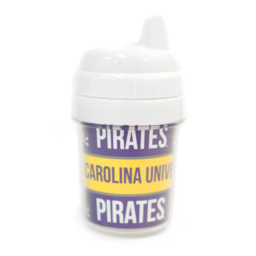ECU Pirates Small Sippie Cup