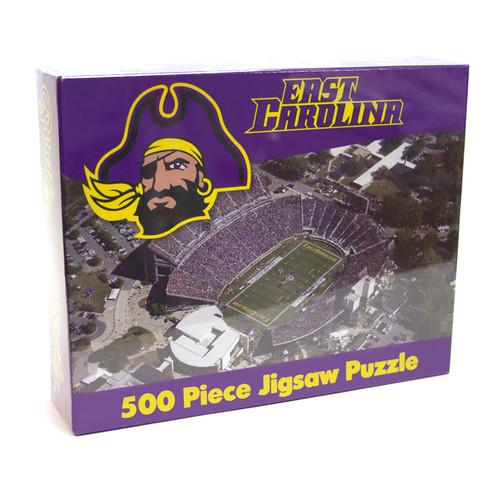 500 Piece ECU Football Puzzle
