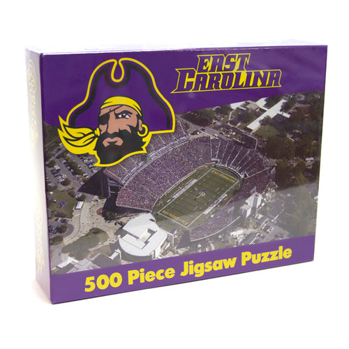 500 Piece ECU Football Puzzle