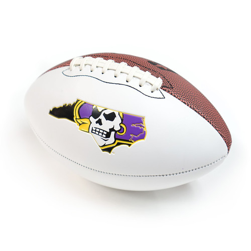 Pirate State Of Mind Autograph Football