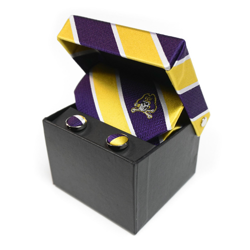 Pirates Night Out Tie & Cufflinks Box Set