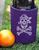 Skully Purple Pocket Skully