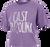 Purple East Carolina Zeppelin Crop