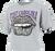 Grey East Carolina Lip Crop