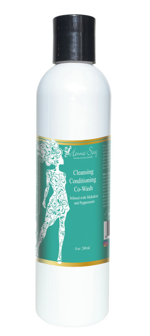 Cleansing Conditioning CoWash - Peppermint