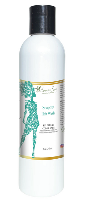Soapnut Hair Wash