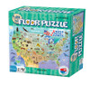 Map of the USA - 48pc Floor Jigsaw Puzzle By Cobble Hill