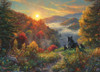 New Day - 1000pc Jigsaw Puzzle by Cobble Hill