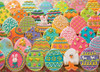 Easter Eggs - 1000pc Jigsaw Puzzle by Cobble Hill