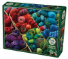 Plenty of Yarn - 1000pc Jigsaw Puzzle By Cobble Hill