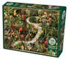 Succulent Garden - 1000pc Jigsaw Puzzle by Cobble Hill