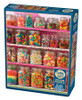 Candy Shelf - 500pc Jigsaw Puzzle By Cobble Hill