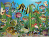Aquarium - 275pc Easy Handling Puzzle by Cobble Hill