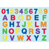 ABC123 - 48pc Educational Wood Jigsaw Puzzle by Masterpieces