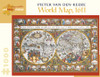 Keere: World Map 1611 - 1000pc Jigsaw Puzzle by Pomegranate