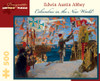 Abbey: Columbus in the New World - 500pc Jigsaw Puzzle by Pomegranate
