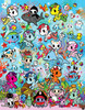 Tokidoki: Sea Punk - 500pc Tower Jigsaw Puzzle By Re-marks
