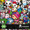 Tokidoki All-Stars - 500pc Jigsaw Puzzle By Re-marks