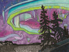 Frank: The Northern Lights - 750pc Jigsaw Puzzle By Standout Puzzles