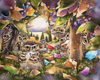 Fong: The Choir - 750pc Jigsaw Puzzle By Standout Puzzles