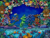 Klette: Mermaids in Paradise - 750pc Jigsaw Puzzle By Standout Puzzles