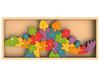 Alphabet Dinosaur - EcoFriendly Wooden Puzzle