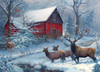 Winter Magic - 1000pc Jigsaw Puzzle by Cobble Hill