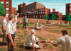 Old Time Baseball - 1000pc Jigsaw Puzzle by Cobble Hill