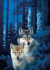 Wolf Canyon - 1000pc Jigsaw Puzzle by Cobble Hill