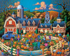 Harvest Festival - 500pc Jigsaw Puzzle by Dowdle