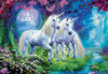 Unicorns in the Forest - 500pc Jigsaw Puzzle by Educa