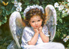 Jigsaw Puzzles - Portrait of an Angel