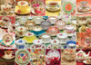 Cobble Hill Jigsaw Puzzles - Teacup Collection