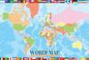 Eurographics Jigsaw Puzzles - World Map