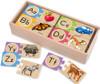 Educational Puzzles - Letter Puzzles