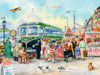 British Pier - 275pc Jigsaw Puzzle by Cobble Hill (discon-22604)