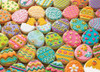 Easter Cookies - 350pc Family Jigsaw Puzzle by Cobble Hill