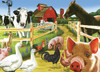 Cobble Hill Children's Puzzles - Welcome to the Farm