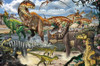 The Dinosaur King - 60pc Kids Puzzle by Cobble Hill (discon-22615)