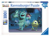 Disney-Pixar™: Sully, Mike & Boo  - 100pc Jigsaw Puzzle by Ravensburger (discon)