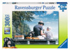 Fishing Days - 300pc Jigsaw Puzzle by Ravensburger (discon)