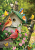 Singing Around the Birdhouse - 35pc Tray Puzzle by Cobble Hill