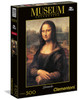 """Da Vinci """"Mona Lisa""""- Museum - 500pc Jigsaw Puzzle by Clementoni"""