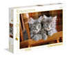 Kittens - 500pc Jigsaw Puzzle by Clementoni