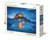 Le Mont Saint-Michel - 1500pc Jigsaw Puzzle by Clementoni